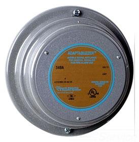 340A-G5 EDW BUZZER AC VIBRATING 24Vac 50/60Hz; OPR RNG: 18-24Vac 78264023680