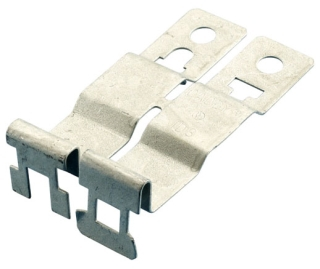 IDS9LN ERICO SUPPORT CLIP,9/16 GRID 5/8 STUD LESS NUT 78285671693 100/box