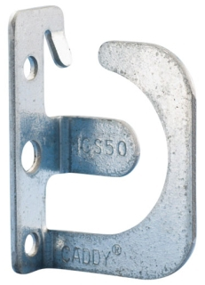 MCS101 ERI BRACKET,SUPPORT,#8/10 AC/MC CABLE, 8 CABLES 78285646409 50/BOX
