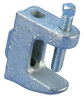 BC260025EG CDY 1/4IN REVERSIBLE BEAM CLAMP 100/BOX