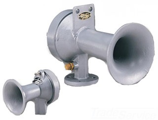 6H FEDERAL AIR HORN 6 INCH HIGH PITCH 78297923570