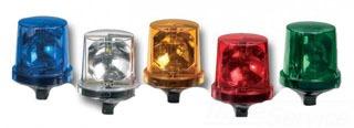 225X-120B FEDERAL ROTATING LIGHT 120VAC DIVISION 2 BLUE 78297939029