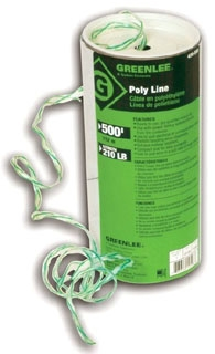 430-500 GRE POLY LINE 500'