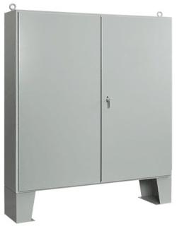 A604812LP HOF 2-DOOR NEMA-12 ENCL
