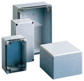 Q1686ABD HOF Enclosure 80x160x56mm