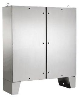 HOFF A60H4812SSLPQT TWO DOOR FLOOR-MTG TYPE 4X