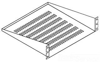 EMSV1922 HOFFMAN Mod Shelf Vent, 19