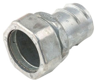 1484 RACO COUPLING COMB FLEX - EMT 1 IN ZINC