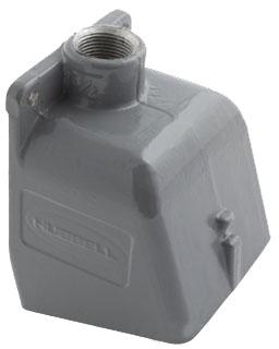 BB601W HUB BACK BOX W/1-1/4 HUB