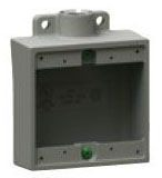 2FS-2 KIL DBL GANG SHLW 3/4 DEV BOX (SF) 78393619005