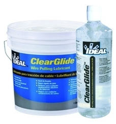 31-381 IDL CLEAR-GLIDE WIRE LUBE 1GAL
