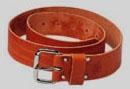 35-995 IDL 2 INCH ROLLER BUCKLE BELT