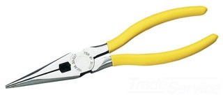 35-038 IDL 8-IN LONG NOSE PLIER