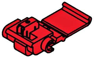 558-BOX MMM SELF-STRIPPING CONN. 18-16AWG 221DEG F