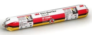 CP-25WB+20OZ* MMM FIRE BARRIER CAULK 20 FL OZ SAUSAGE