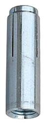 DA25 DOTTIE 1/4-20 DROP IN ANCHORS ( STEEL ) ZINC PLATED 78100227600