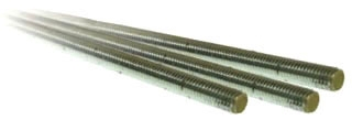 TRS1110 MET 3/4-10 X 10FT PLATED THREADED ROD