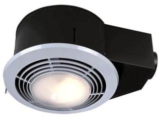 QT9093WH NUTONE CEILING HEAT/VENT/LIGHT/ NITELITE WHITE