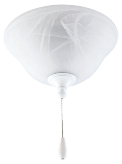 P2612-30 PRO 2-60w MED FAN LIGHT KIT