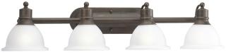 P3164-20 PRO BATH BRACKET 4-100W MED
