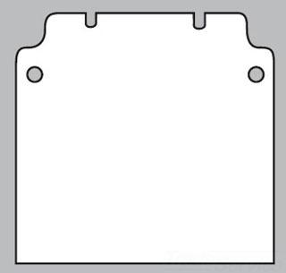 1568700 RTL KL JNCTN BOX MTG PNL