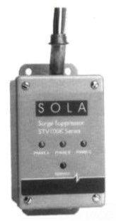 STV100K-27Y SOL HARDWIRED 3PH TVSS 480Y/277V 4W+GRD SURGE SUPPRESSION