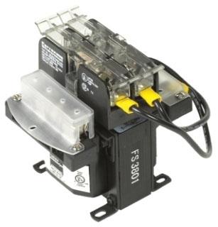 E050WB HEV 50VA I.C. SBE ENCAP 240X480-120V XFMR W/FUSE HOLDERS
