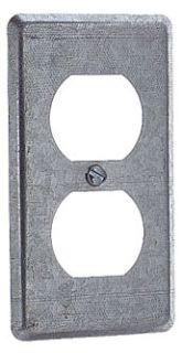 58-C-7 T&B STEEL COVER