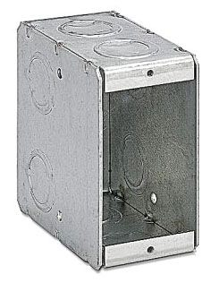 1-MB T-B MASONRY BOX 3 1/2