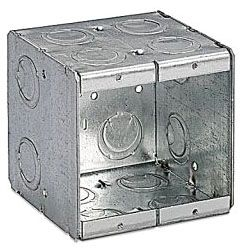 2-MB T&B MASONRY BOX 3 1/2