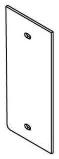 SGT-B WALKER TOP PLATE BLANK 78656451940
