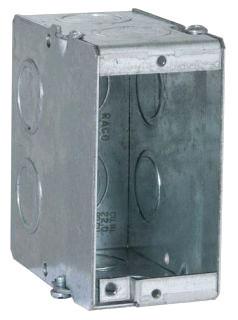 689 RACO GANGABLE MASON BX 3 1/2D 1G 05016900689