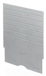 S1DIV1 HUB F-BOX DIVIDER, SIDE/SIDE SYSTEM 1