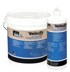 31-276 IDL VELOCITY LUBE QUART SQZ BOTTLE
