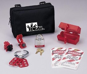 44-973 IDL LOCKOUT TAGOUT KIT-STARTER