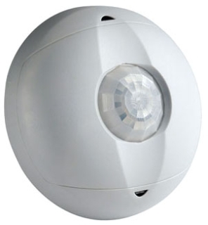OSC04-IOW LEV OCC SENSOR INFRARED 450FT SQ COVERAGE WHITE