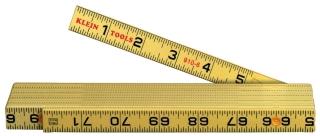910-6 KLE 6' FIBERGLASS RULE