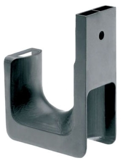 JP2W-L20 PAN J HOOK WALL MOUNT 2IN BUNDLE CAPACITY