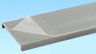 C2LG6-F PAN DUCT COVER W PROTECTIVE F