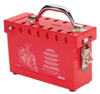 PSL-GLBN PAN SLIDING LID GROUP LOCK BOX