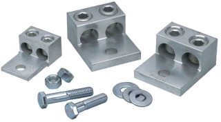 KLM14-250Y PAN TRANSFORMER LUG KIT