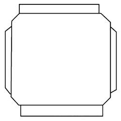 LTF48-B WAL BLANK FACE PLATE 78656407800 1/10/CTN