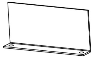 RFB2B WIREMOLD BLANK PLATE 78656409340