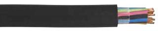 16/8 SOOW BLACK 1000'REEL (.575 OD) 600V CORD 09608.41.01