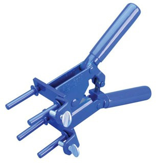 L159 ERICO EASY CHANGE HANDLE CLAMP FOR MOLDS D,F,Z