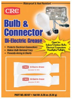 05107 CRC BULB & CONNECTOR DI-ELECTRC GREASE