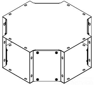 F44X HOF 4x4 Cross Fitting