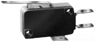 V7-1B17D8-048 MIC MINIATURE V-BASIC SWITCH V3/V7 SWITCHES, 2.34