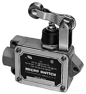 DTF2-2RN2-RH MICROSWITCH LIMIT SWITCH/F ENCLOSURE (BAF1) (CEC) MLD:QSP2/15 HU (2) 78454923800