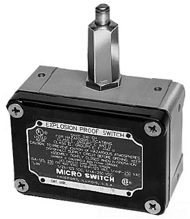 EX-N15 SELECTA (MICROSWITCH) ENCLOSED BASIC SWITCH